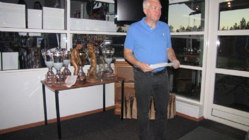 Sami von Wehrt jatkaa seuran puheenjohtajana.