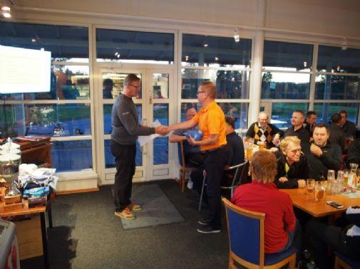 Retsi Vidlund voitti tarkkuuskilpailun.